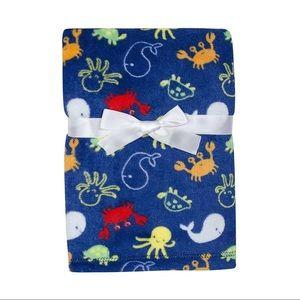Baby Gear Sea Life Baby Blanket